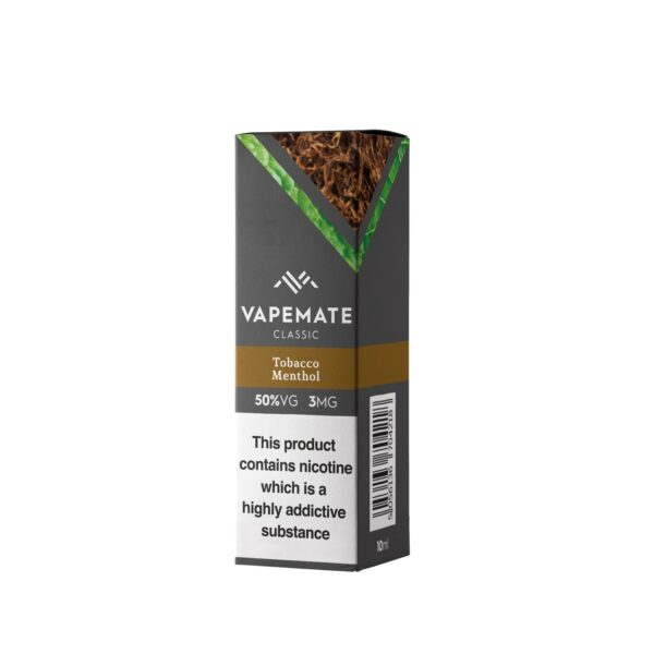 Vapemate CLASSIC-Tobacco-Menthol-5003
