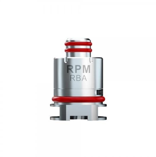 Smok RPM40 RBA Coils UK For RPM Series POD Kit